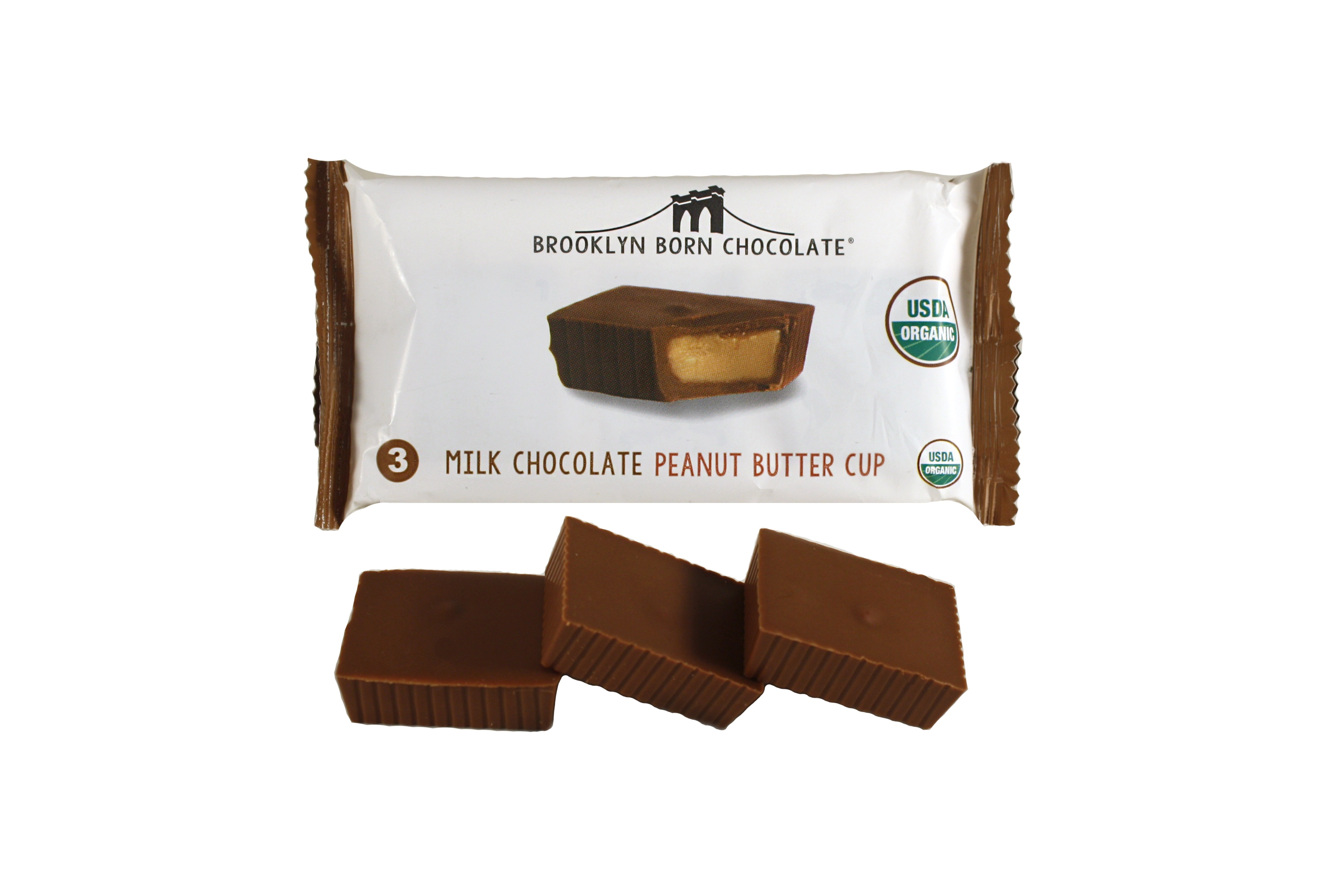 Chocolate Peanut Butter Cups, Milk PBCM