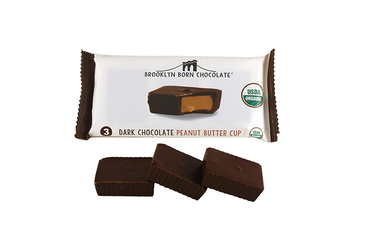 Chocolate Peanut Butter Cups, Dark PBCD