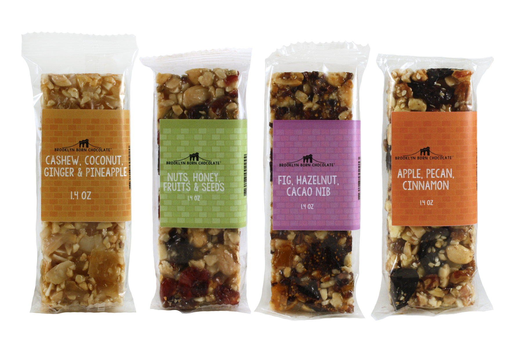 Fruit and Nut Bar Selection FNBS