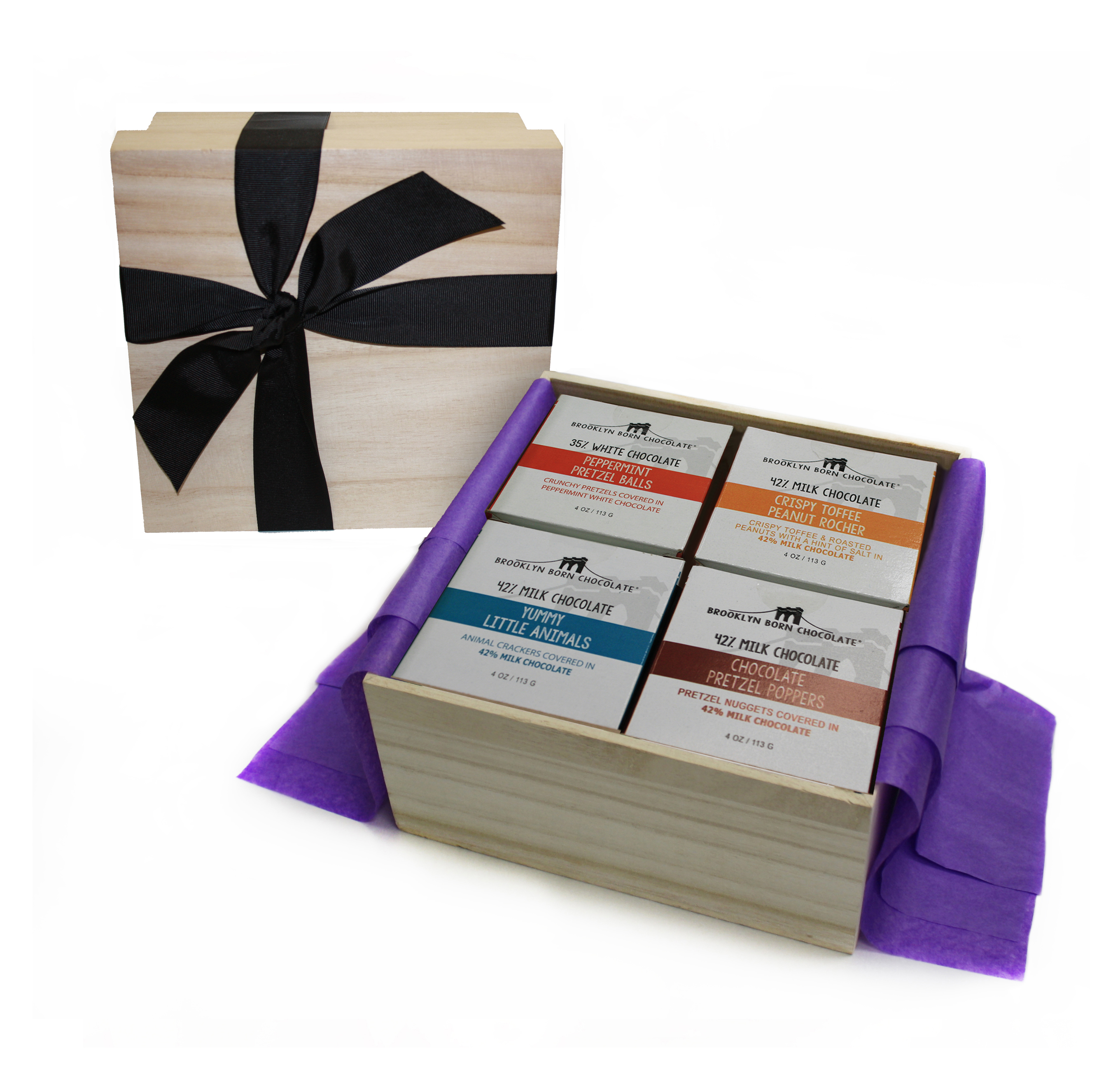 Tumbador® Chocolate Gift Box Collection - Standard BBCC