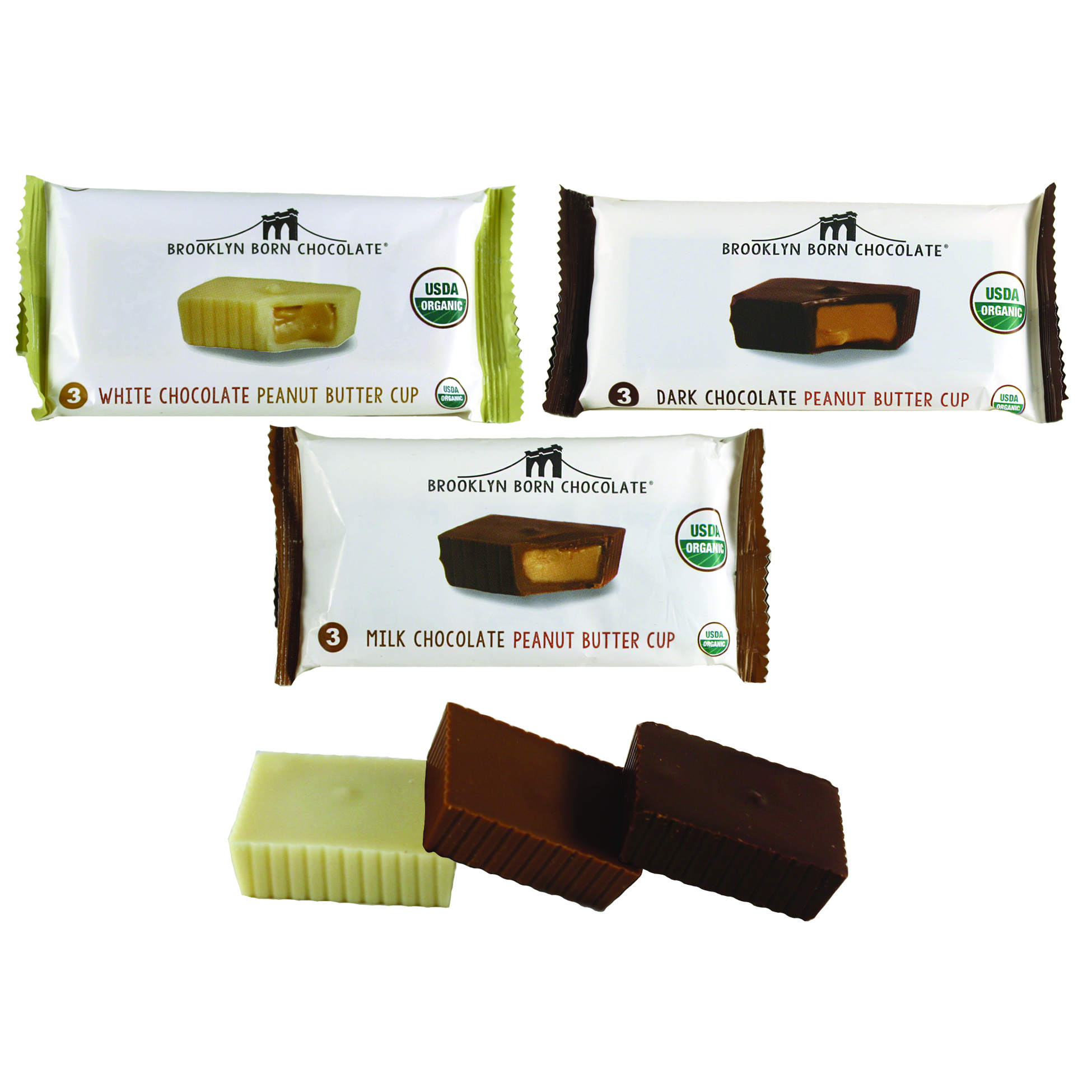 Chocolate Peanut Butter Cup Collection PBCB