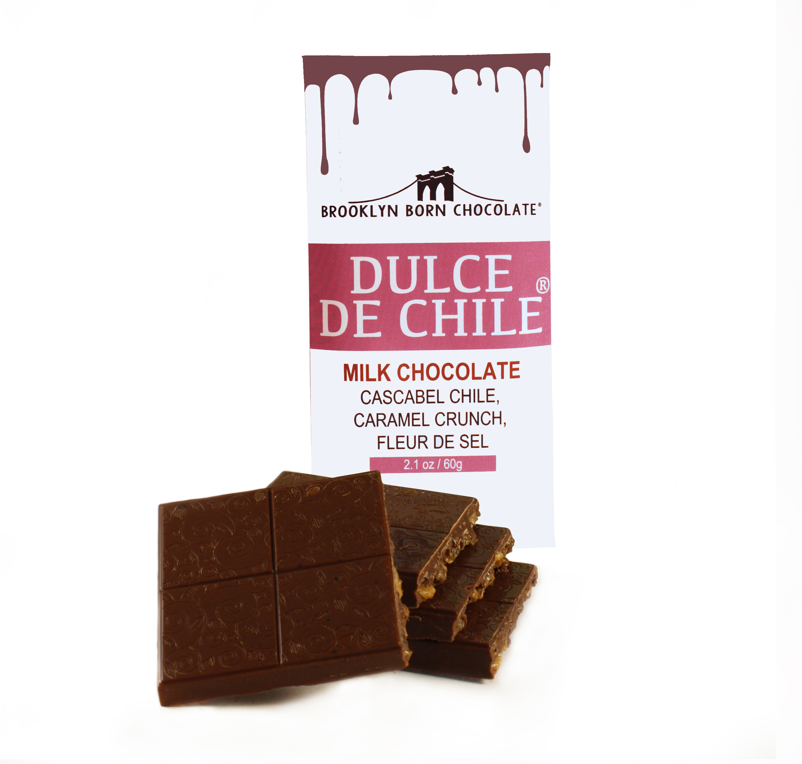 Dulce de Chilé® Chocolate Bar BRDC