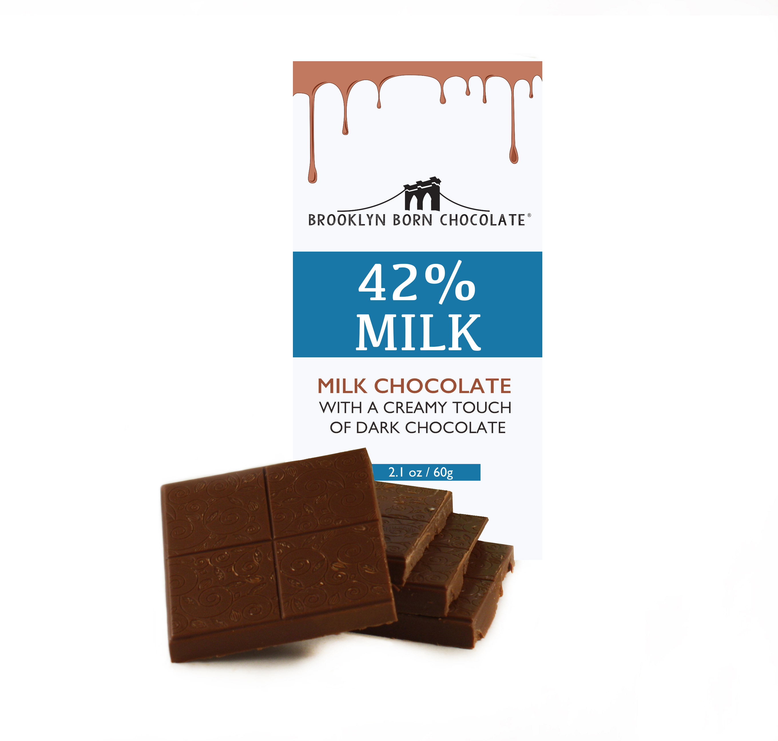 Milk Chocolate Bar BRMC